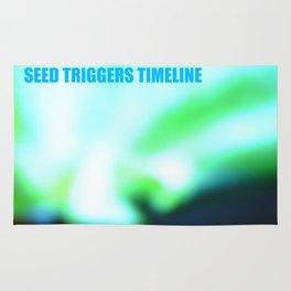 SEED TRIGGERS TIMELINE Rug