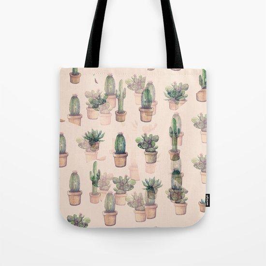 cactus mirror?? Tote Bag