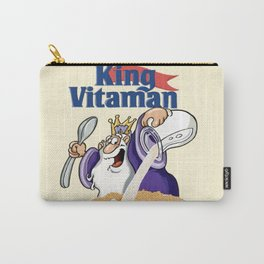 King Vitamins Carry-All Pouch