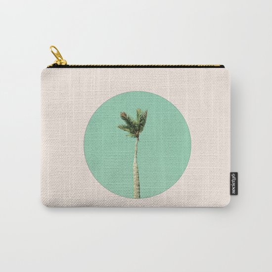 The Palm Life Carry-All Pouch