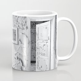 Lost Places Berlin: Interrogation Room Coffee Mug