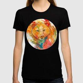 Ursa Major - bear painting T-shirt