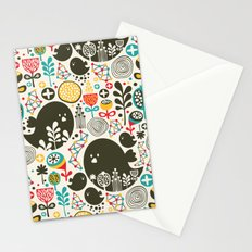 Big bird. Stationery Cards