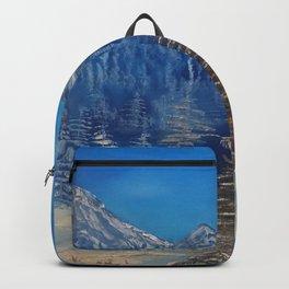 Winter Wonderland Backpack