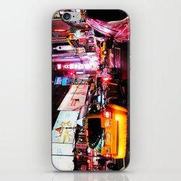 On Broadway iPhone Skin