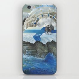 On The Other Side Of Wastelands - Oceanside iPhone Skin