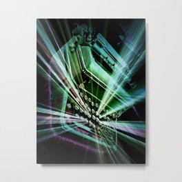 explosions of creativity2 Metal Print
