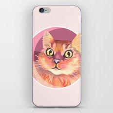 Miss Meowgi iPhone & iPod Skin
