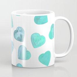 One heart in a million - mint palette Coffee Mug
