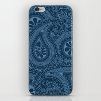 henna iPhone & iPod Skins featuring Henna by Felipegarc