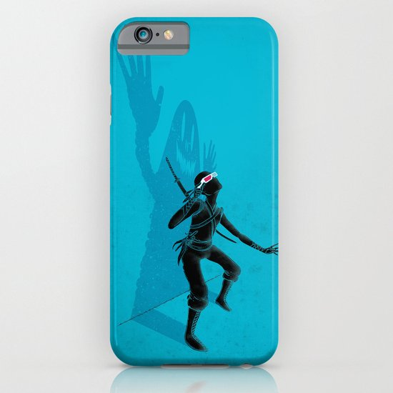 HEY! I'm Here! iPhone & iPod Case