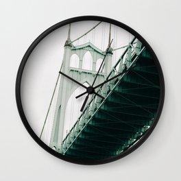 closing the gaps Wall Clock