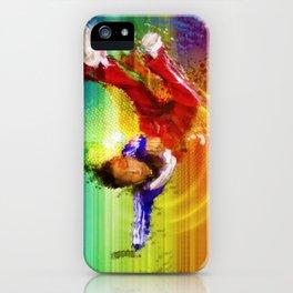 B Boyyyyyeeee iPhone Case