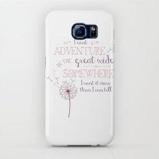Great Wide Somewhere Galaxy S7 Slim Case