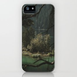 Framed by Nature - Landscape Photography iPhone Case
