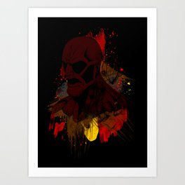 Colossal Art Print