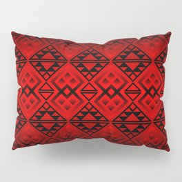 The Lodge (Red) Pillow Sham