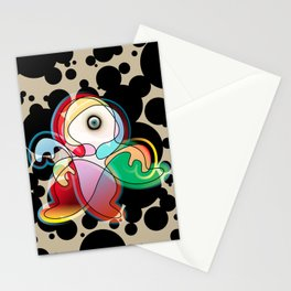 Ecto Trinity Stationery Cards