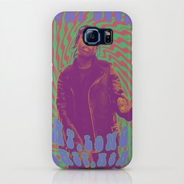 Psychodelic Hip-Hop Poster Series / A$AP Rocky iPhone Case