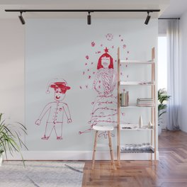 Christmas fashion Wall Mural