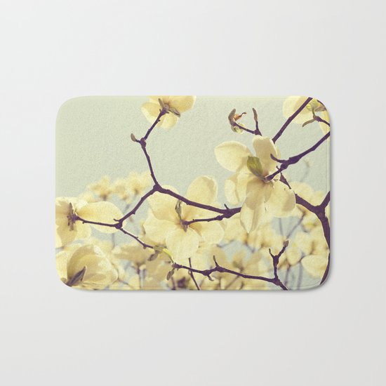 Magnolia Dream Bath Mat