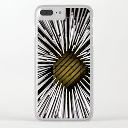 Light Show Clear iPhone Case