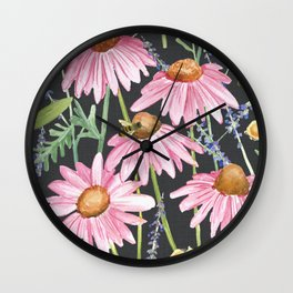 Honey Bee Garden Wall Clock