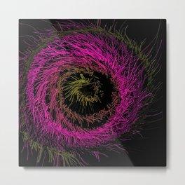 sea spiral Metal Print