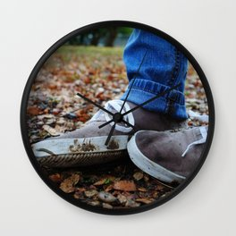 close to home Wall Clock