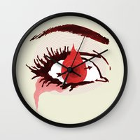 games Wall Clocks featuring The Games by Duke Dastardly