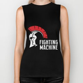 Fighting Machine 3 Biker Tank