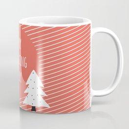Foul Mouth :: Merry Fucking Merry Coffee Mug