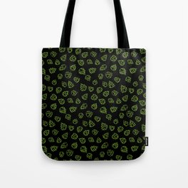 Hopcone Pattern Tote Bag