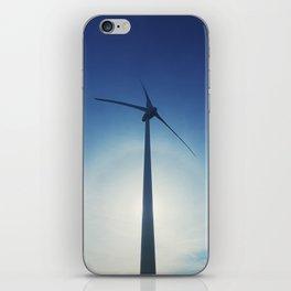 Turbine Halo iPhone Skin