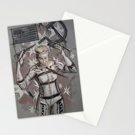 The Boss - MGS4 Stationery Cards