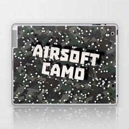 Airsoft Camo Laptop & iPad Skin