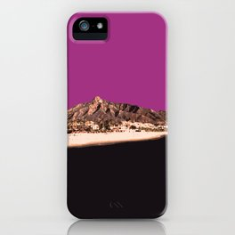 Marbella Orchid iPhone Case