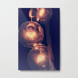Light & Color Metal Print