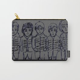 Drawing My Black Parade Carry-All Pouch