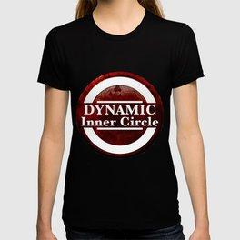 Dynamic Inner Circle white tees T-shirt