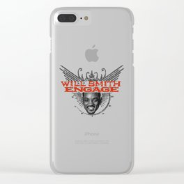Will Smith Engage Clear iPhone Case