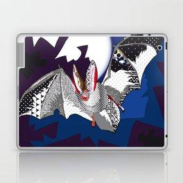 bat pattern Laptop & iPad Skin