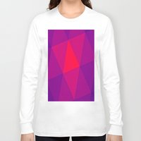 kaleidoscope Long Sleeve T-shirts featuring KALEIDOSCOPE  by floridagurl