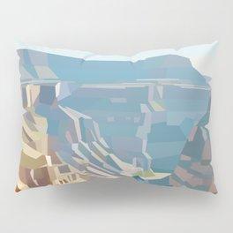 Geometric Grand Canyon National Park, USA Pillow Sham