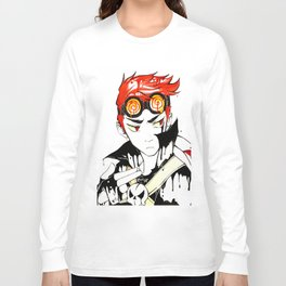 Jack Spicer Long Sleeve T-shirt