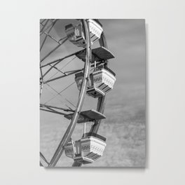 Upward Bound Metal Print