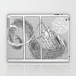 Slaying the Dragon Laptop & iPad Skin