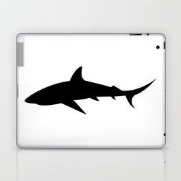 Bullshark Silhouette Laptop & iPad Skin