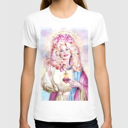 Saint Dolly Parton T-shirt