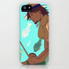 Shell Oji iPhone Case